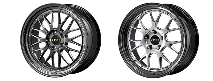 BBS LM 2018 Limited Edition & LM-R 2018 Limited Edition