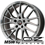 MSW 29(ハイパーダーク) MSW by OZ Racing MSW