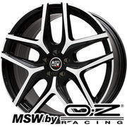 MSW 40(グロスブラックフルポリッシュ) MSW by OZ Racing MSW