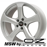 MSW 47(フルシルバー) MSW by OZ Racing MSW
