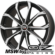 MSW 48(マットブラックポリッシュ) MSW by OZ Racing MSW
